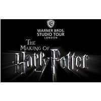 The Making of Harry Potter with Afternoon Tea (Adult and Child)