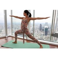 Yoga for One at The View from The Shard
