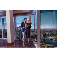 The View from The Shard with 2 Course Lunch and Prosecco for Two