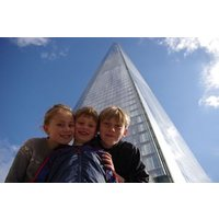 The View from The Shard Day and Night Tickets for Two Adults and Two Children