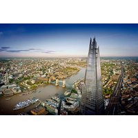 The View from The Shard and Two Course Thames Lunch Cruise for Two