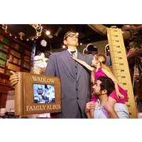 Visit Ripleys Believe It or Not! London and Three Course Meal with Wine for Two