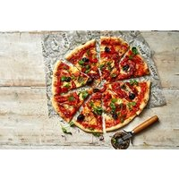 Comedy Tickets and Three Course Meal and Glass of Wine for Two at Zizzi