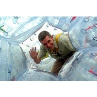 Harness Zorbing For One At Manchester South