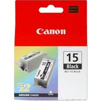 Canon BCI-15C Original Colour Ink Cartridge Twinpack