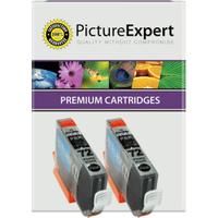 Canon PGI-72PBK Compatible Photo Black Ink Cartridge TWINPACK