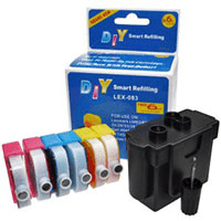 Dell 7Y745 / Series 2 / 592-10045 Colour Easy Refill Kit