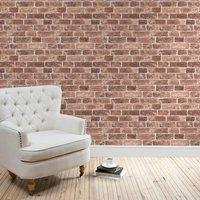 original brick wallpaper multi coloured