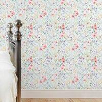 dorma wildflowers wallpaper multi coloured