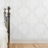 dorma palais wallpaper grey