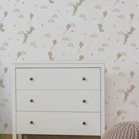 archie bear natural wallpaper natural