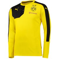 BVB Long Sleeve Training Jersey Yellow