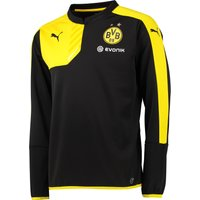 BVB Training Sweatshirt Black