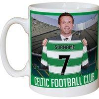 Celtic Personalised Manager Mug