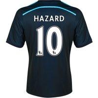 Chelsea Third Shirt 2014/15 with Hazard 10 printing