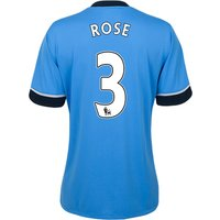 Tottenham Hotspur Away Shirt 2015/16 - Womens Sky Blue with Rose 3 printing