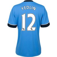 Tottenham Hotspur Away Shirt 2015/16 - Womens Sky Blue with Yedlin 12 printing