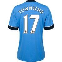 Tottenham Hotspur Away Shirt 2015/16 - Womens Sky Blue with Townsend 17 printing