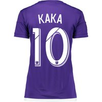 Orlando City SC Home Shirt 2015-16 - Womens with Kaka 10 printing