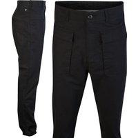 Nike Woven Cuffed Pant - Black