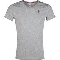 Le Coq Sportif T-Shirt - Light Heather Grey
