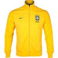 Brazil N98 Jacket - Varsity Maize/Pine Green