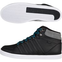 K Swiss K-Swiss Gowmet II Mid VNZ Trainers - Black/Castle Grey/White