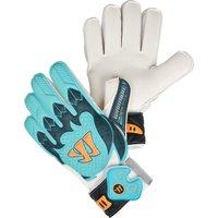 Warrior Sports Skreamer Sentry Goalkeeper Gloves - White/Blue Radiance/Insignia Blue