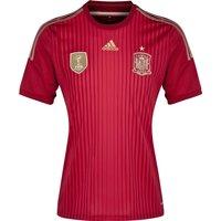 Spain Home Shirt 2014 - Kids