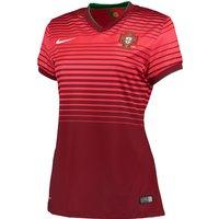 Portugal Home Shirt 2014/15 - Womens Red