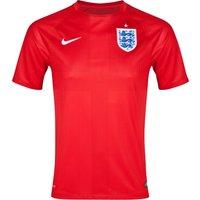 England Away Shirt 2014 Red