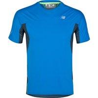 New Balance Impact Ice T-Shirt Blue
