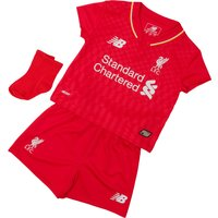 Liverpool Home Baby Kit 2015/16 Red