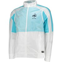 France Select Lightweight Woven Jacket White