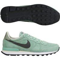 Nike Internationalist Leather Trainers Green