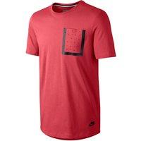 Nike Tech Pocket Top Red