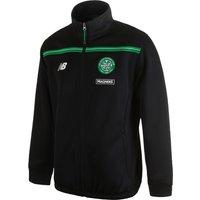 Celtic Away Walk Out Jacket Black