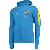 Barcelona Knit Full Zip Hoody Lt Blue