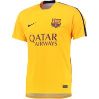 Barcelona Pre Match Top Yellow