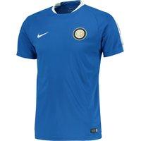 Inter Milan Flash Training Top Royal Blue