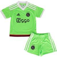 Ajax Away Mini Kit 2015/16 Green