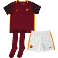 AS Roma Home Kit 2015/16 - Little Boys Red