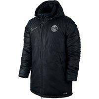 Paris Saint-Germain Medium Fill Jacket Black