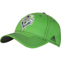 Seattle Sounders Structured Adjustable Cap Green