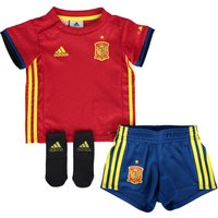 Spain Home Babykit 2016 Red