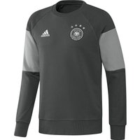 Germany Sweat Top Dk Grey
