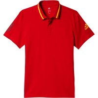 Spain Anthem Polo Red