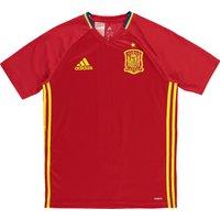 Spain Training Jersey - Kids - Red