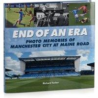 Manchester City End of an Era Book