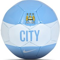 Manchester City Skills Football White